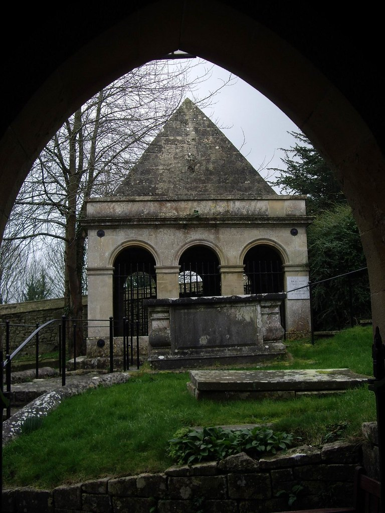 Copy of 070205.38.Somset.Claverton.St Mary the Virgin Parish.Churchyard.RalphAllenMausoleum
