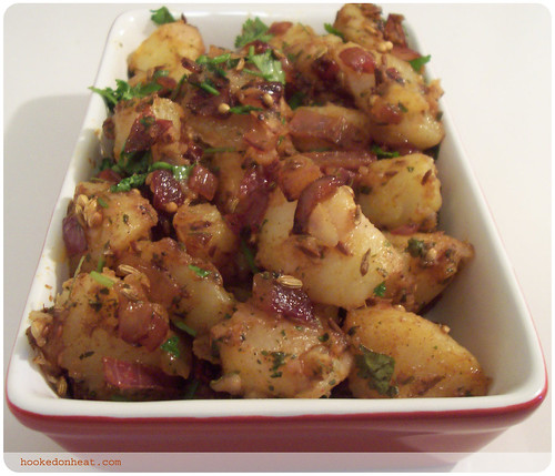 Alu Fry (Sauteed Potatoes)