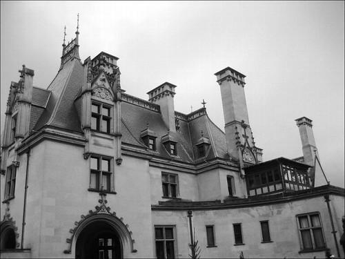 Biltmore in Black and White