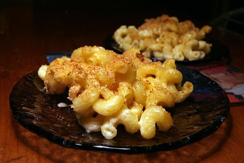Mac & Cheese & Cheese & Cheese