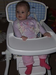 HIGH CHAIR!!