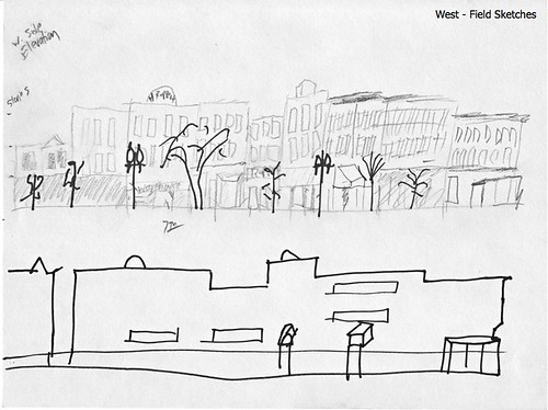 West Field Sketches
