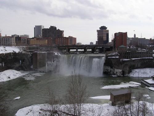 more High Falls plus Downtown
