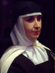 Historical Portrait Figure of St Teresa of Avi...