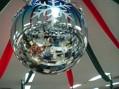 christmas sphere