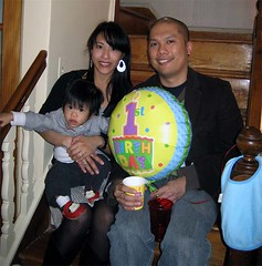 birthday family pic