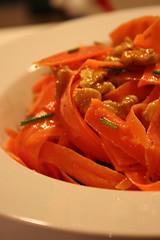 Carrot and Walnut Salad