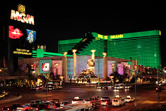 MGM Grand – The City of Entertainment