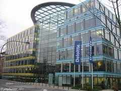 Bürogebäude / officebuilding Deloitte