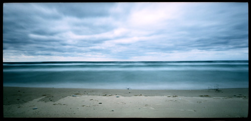 Lake Michigan (Sleeping Bear Dunes) by John Baird