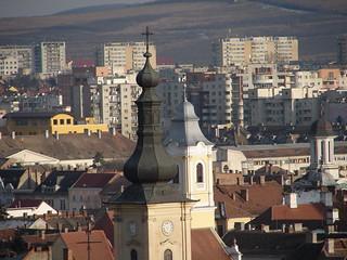 Cluj-Napoca view