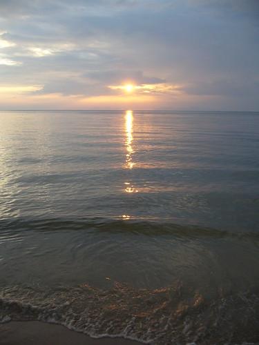 Koh Jum sunset