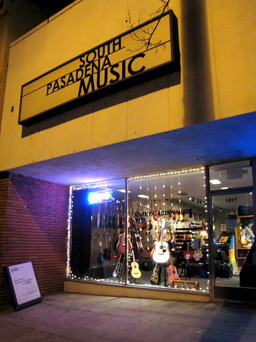 South Pasadena Music