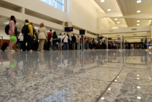 Atlanta Security Line