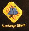 Logo de Muntanya Blava