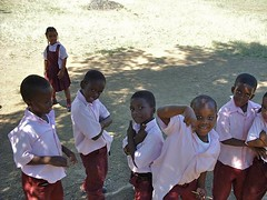 Virgin Islands School Children