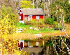 Idyll Somewhere In Sweden