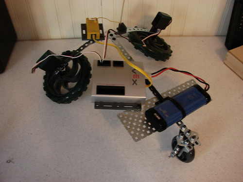Vex Robotics Build Report 2