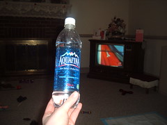 Aquafina 24 oz Bottle (six pack)