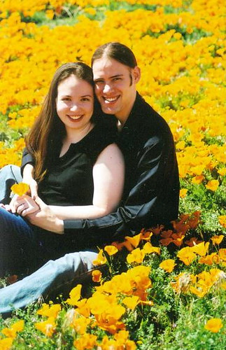 Hal and Kristen flowers 2