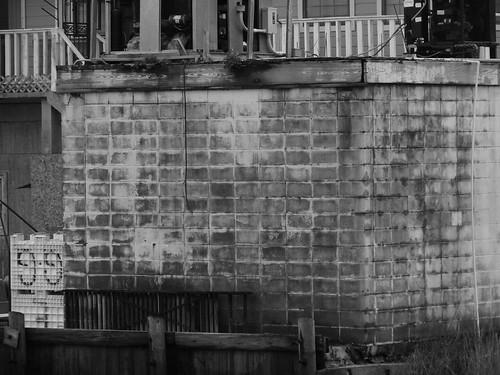 Dock Wall