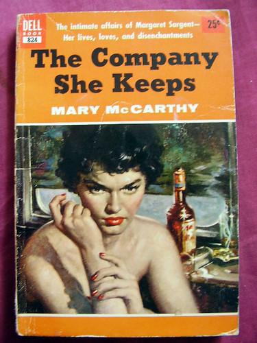 The Company She Keeps [front] by mondoagogo.