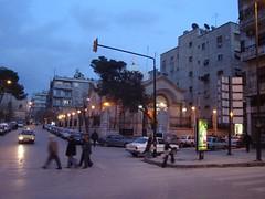 Aleppo Dusk