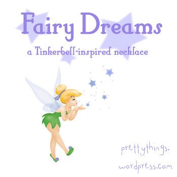 Pretty lil' Fairy! She's such a cutie!