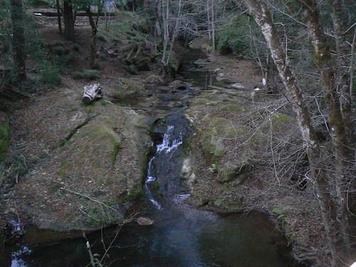 Boulder Creek -- the creek