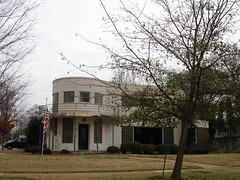 Home in Bank Street Historic District, Decatur AL 1