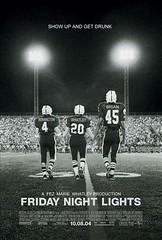 [電影] (03) Friday Night Lights