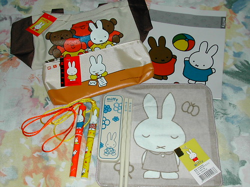 Miffy Swap Package from Julie K (2)
