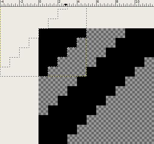 adjusted.diagonal