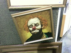Saddest Clown... ever!