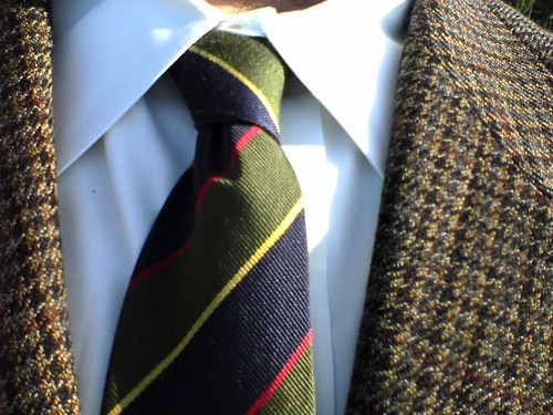 The Secret Language of Striped Ties (2/5)