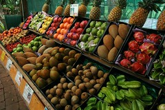 tropical fruit world