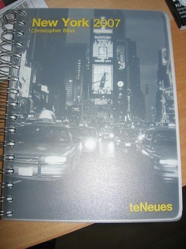 New York Kalender