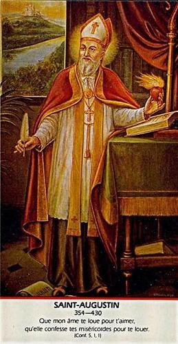 Thánh Augustin - Ấn Tín