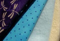 Nappy fabrics