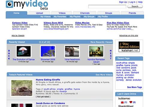 MyVideo 1
