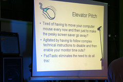 The PadTastic Elevator Pitch