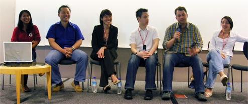 Second Life Panel @ Nexus 2007