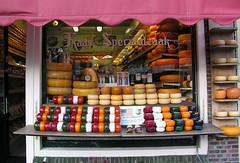 Cheesestore in Edam