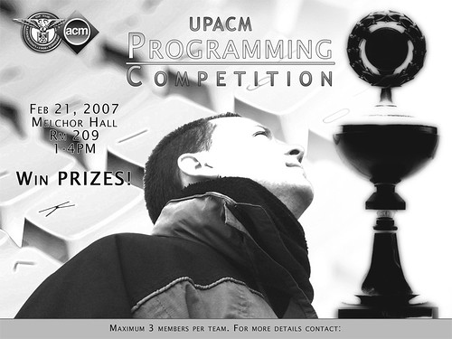 UP ACM-PC Poster