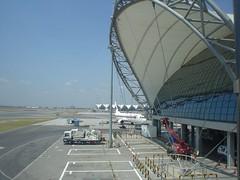 09.曼谷新機場 Suvarnabhumi Airport (BKK) (2)