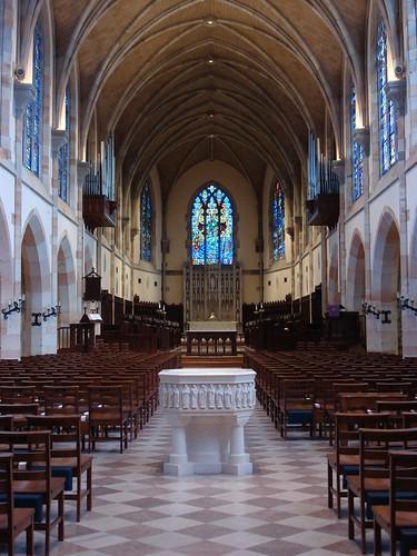 All Saints Chapel, Sewanee TN