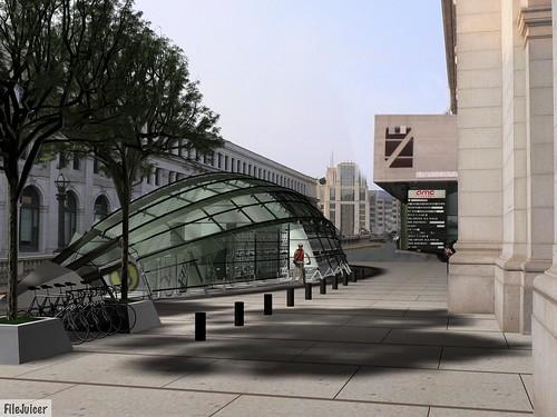 Union Station Bikestation