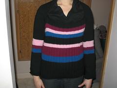 Erin wearing Tubey!
