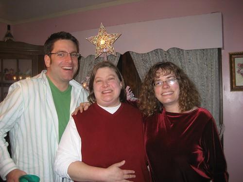 Dan, Me, Stephanie