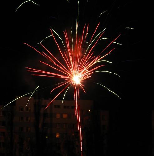 Fireworks (I)